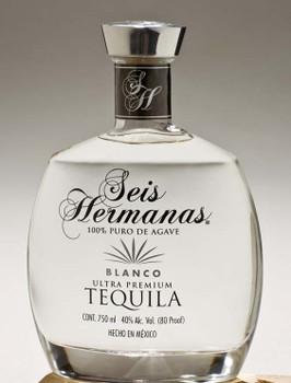 Seis Hermanas Blanco tequila