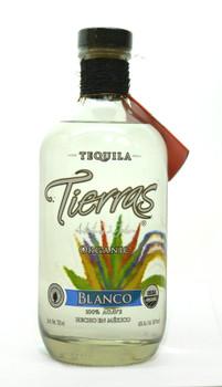 Tequila Tierras Blanco