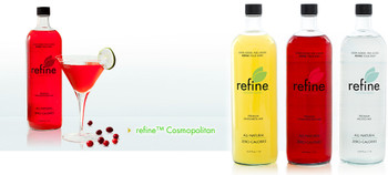 Refine Cosmopolitan all Natural Mixers