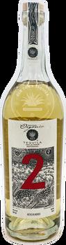 123 Organic Reposado Tequila Dos