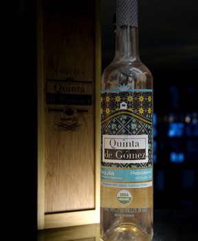 Quinta de Gomez Reposado tequila