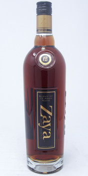 Zaya Gran Reserva 12 Year Old Estate Rum Trinadad