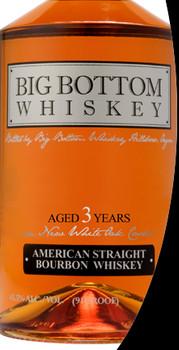 Big Bottom 3yr American Straight Bourbon