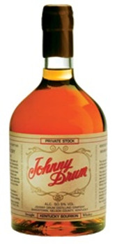 Johnny Drum 101 Proof Kentucky Straight Bourbon Whiskey