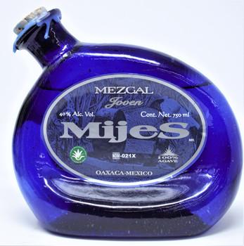 Mijes silver joven Mezcal