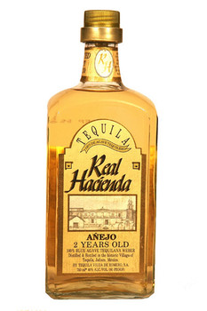 Real Hacienda Tequila 2 year Anejo