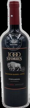 1000 Stories 2018 Zinfadel Bourbon Barrel - Aged