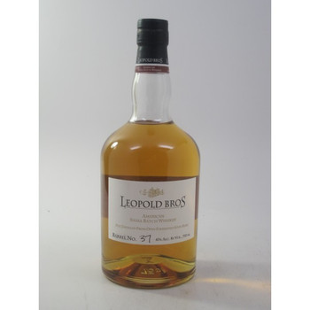 Leopold Bros American Small Batch Whiskey