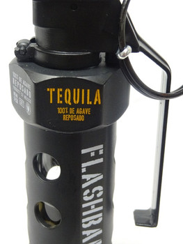 Flashbang Reposado tequila 100 proof