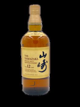 Yamazaki single malt whisky 12 year old