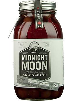Midnight Moon moonshine Cherry 100 proof
