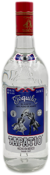 Tapatio Blanco tequila 1 Liter