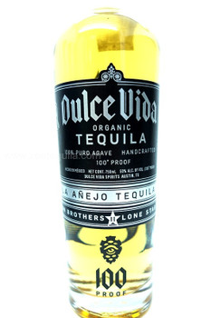 Dulce Vida ' Lone Star Edition' Organic Anejo Tequila