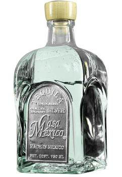 Casa Mexico Silver Tequila
