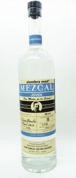 Siembra Metl Mezcal Joven (Cupreata)