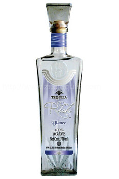 Don Rich Blanco Tequila