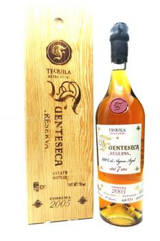 Fuenteseca Reserva Extra Anejo Tequila (7 Years)
