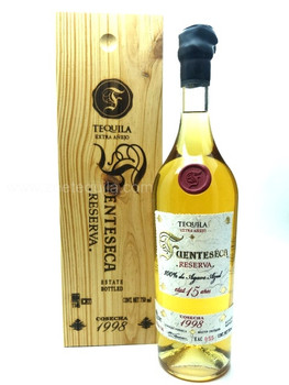 Fuenteseca Reserva Extra Anejo Tequila (15 Years)