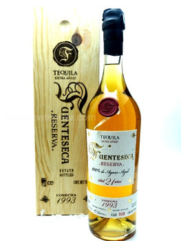 FUENTESECA 21 years  extra anejo special reserve