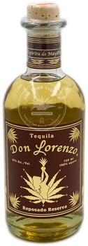Don Lorenzo Reposado Tequila