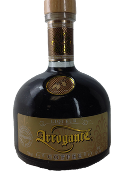 Arrogante Coffee Tequila Liqueur