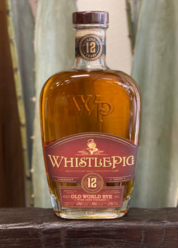 Whistlepig Old World Series Marriage Straight Rye Whiskey 12Yr