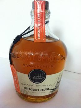 San Diego Spiced Rum by Malahat Spirits Co.