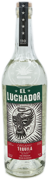 El Luchador Organic Blanco Tequila