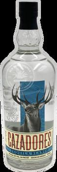 Cazadores Tequila Blanco 750ml