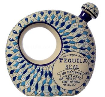 Tequila Real De Penjamo (LUNA) Anejo