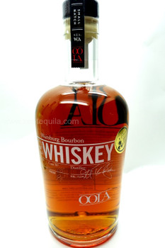 Waitsburg Bourbon Whiskey OOLA