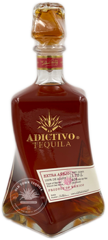 Adictivo Extra Anejo 1.75L (1/2 Gallon) Tequila