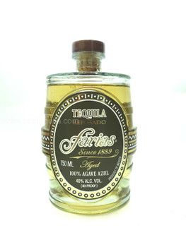 Tequila Farias Reposado