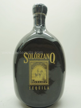 Solorzano Tequila Anejo