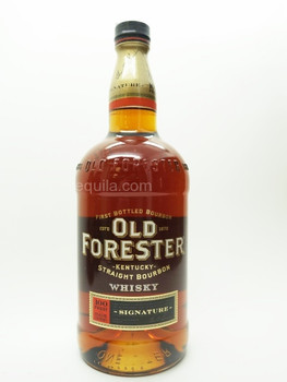 Old Forester Straight Bourbon whisky 100 Proof