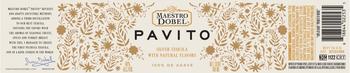 Maestro Dobel Pavito Pechuga Tequila