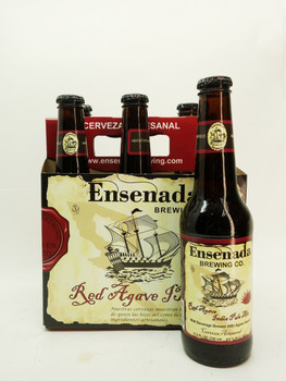 Ensenada Red Agave IPA (6 Pack)