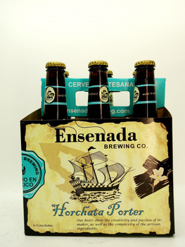 Ensenada Horchata Porter (6 Pack)