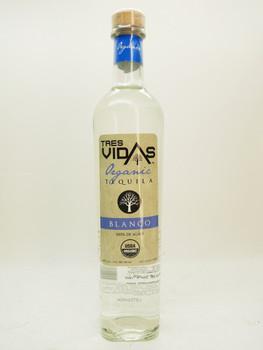 Tres Vidas Organic Blanco Tequila