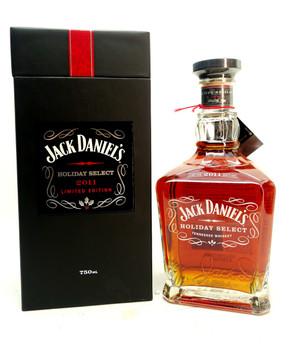 Jack Daniels Holiday Select 2011