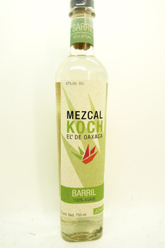 Koch Barril Mezcal
