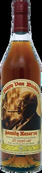 Pappy Van Winkle's 20 years Old