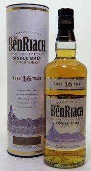 The Benriach 16 Year Scotch Whiskey