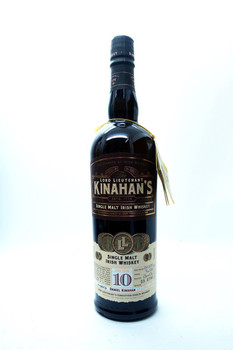 Kinahan's Single Malt Whiskey 10 Years