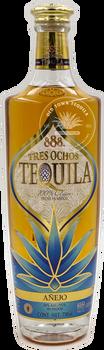 Tres Ochos Tequila Anejo 750ml