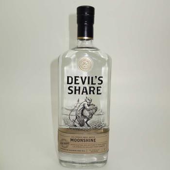 DEVIL'S SHARE MOONSHINE