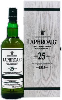 Laphroaig 25 Years Whisky