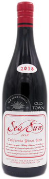 Sea Sun 2018 California Pinot Noir