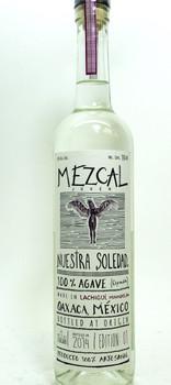 NUESTRA SOLEDAD LACHIGUI MEZCAL