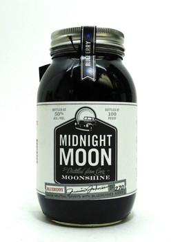 MIDNIGHT MOON BLUEBERRY MOONSHINE